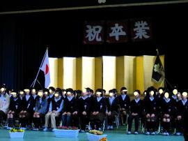 卒業15m