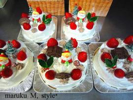 ケーキデコ1