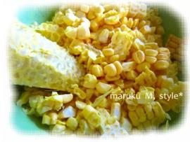 コーンスープ6