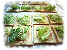 サンドイッチ1m