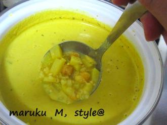 押麦スープ4ミニ