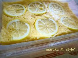 レモンケーキ7
