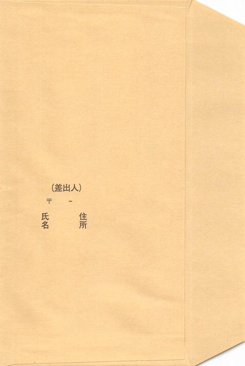 ねんきん定期便係行1