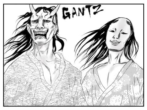 GANTZ 大阪編