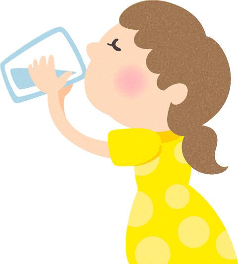 学校で授業中に水分補給を禁止する理由がわからない。