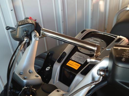 R1200RT AC OHC ナビゲーションステー1