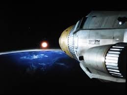 地下鉄はジヘイ君にとって、宇宙船と同じ