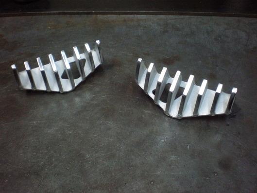 デルビGP-1 250 ブレーキキャリパークーラー