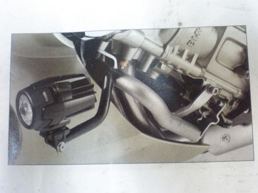 BMW K1600GTL エンジンガード