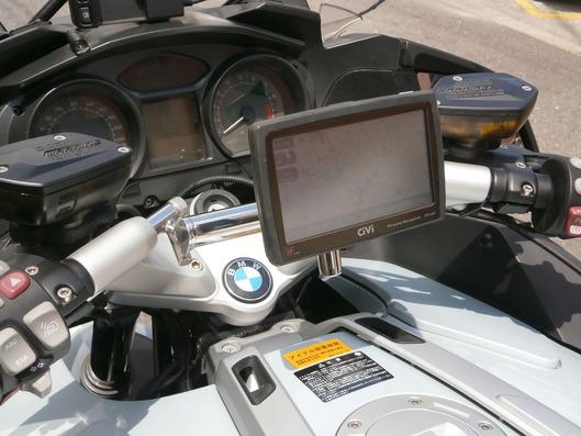 R1200RT AC ナビゲーションステー