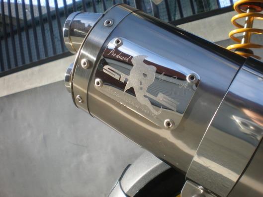 デルビGP-1 250 ワンオフエンブレム