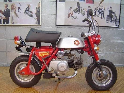 ホンダ Z50Aモンキー