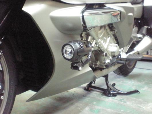 BMW K1600GTL フォグランプ