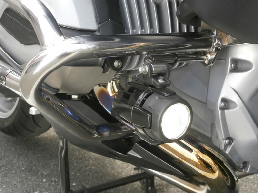 BMW R1200RT エンジンガード