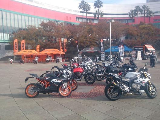 インポートモーターサイクルショー関西