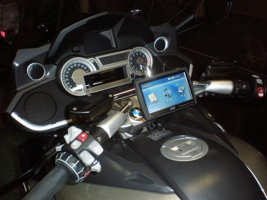 BMW K1600 ナビゲーションステー