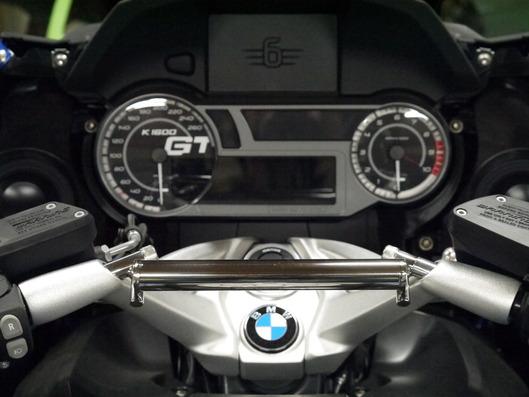 BMW K1600GT ナビゲーションステー