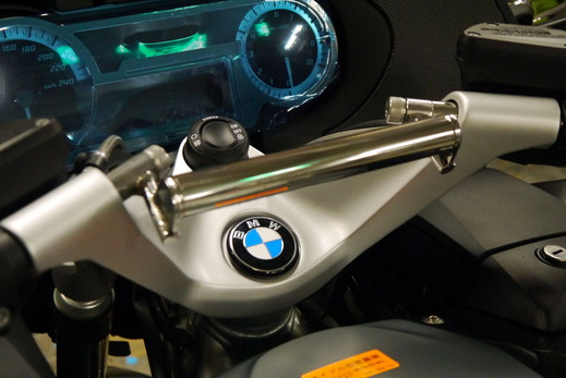 BMW R1250RT ナビゲーションステー