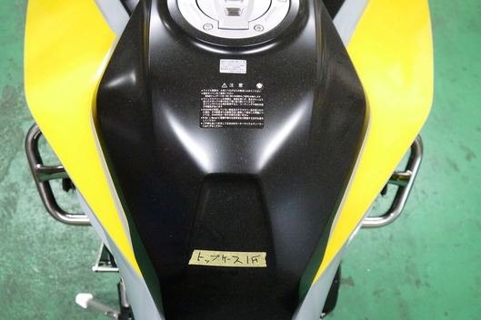 BMW S1000XR エンジンガード