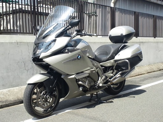 BMW K1600GTL パニアガード