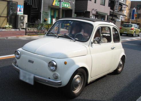 FIAT500(旧)