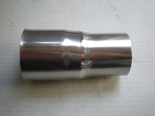 逆バージョン・チタン製サイレンサーアダプター