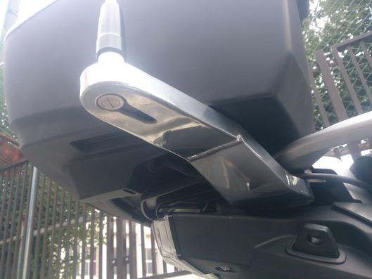 BMW R1200RT アンテナステー