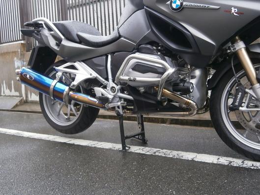 BMW R1200RT フルエキゾーストマフラー
