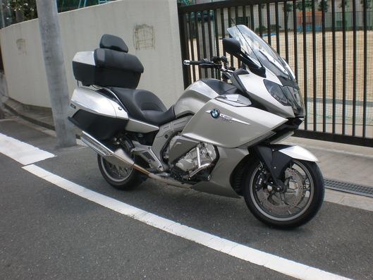 BMW K1600 エンジンガード
