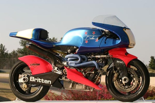 これも僕の夢。こんなバイク作りたい^^