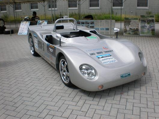 水素電池車
