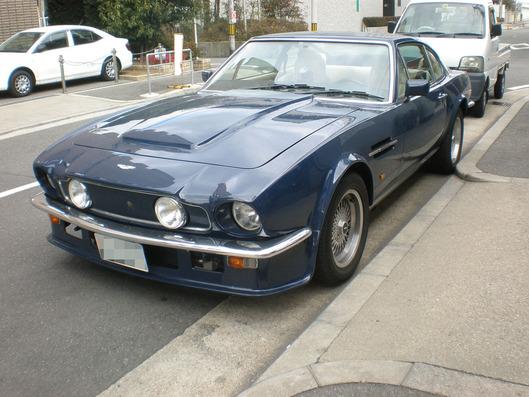 1982 Aston Martin V8 Vantage