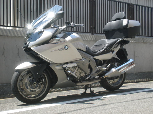 BMW K1600GTL engine guard