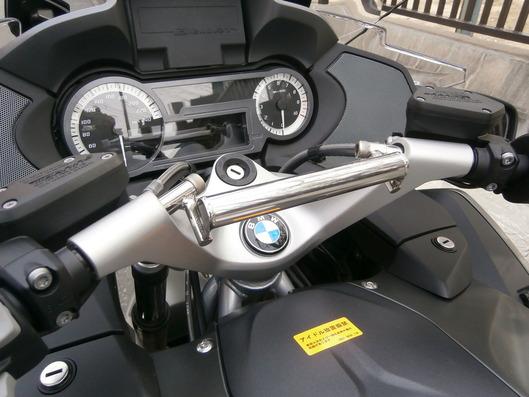 BMW R1200RT ナビゲーションステー