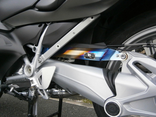 BMW R1200RT ローダウントルクロッド