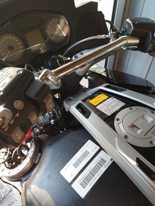 R1200RT AC OHC ナビゲーションステー