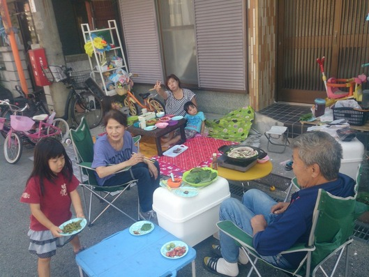 サムギョプサルパーティ