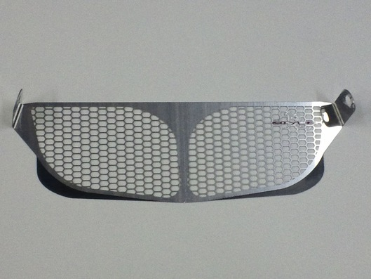 BMW K1600GTL オイルクーラーコアガード試作品