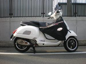 ヴェスパ GTS300ie