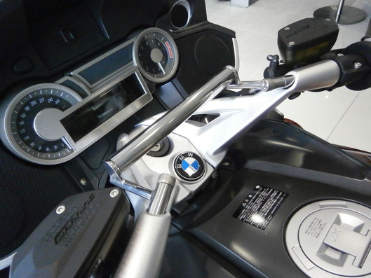 BMW K1600GT Navigation stay