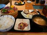 魚がし鮨ランチ