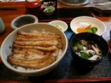 ひろ田 白焼き丼