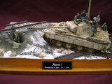 パンサー戦車の情景「Report」