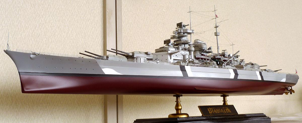 ビスマルク (戦艦)の画像 p1_19