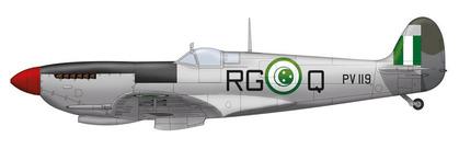 エジプト王立空軍所属PV119