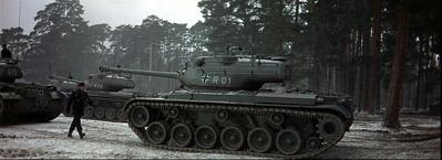 ヘスラー戦闘団指揮車輌R01号車