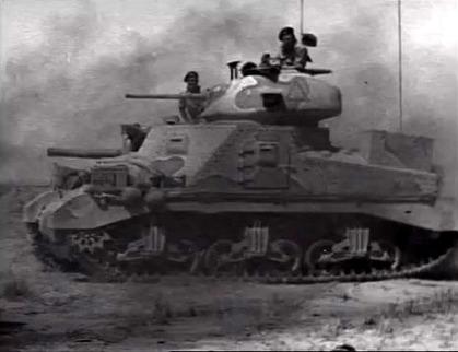 第8軍所属M3グラント