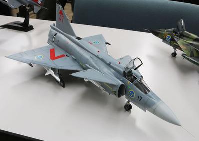 ビゲン制空戦闘機型