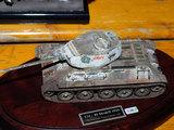 ウィンターウォッシュのT-34/85