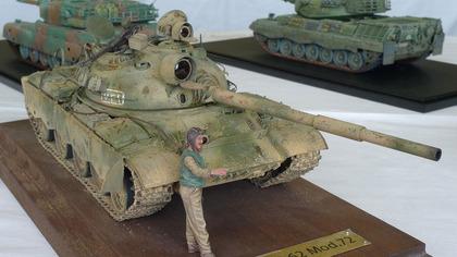 イラク軍T-62